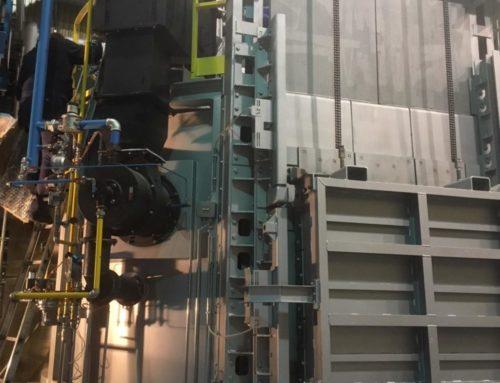 New Forging Furnace