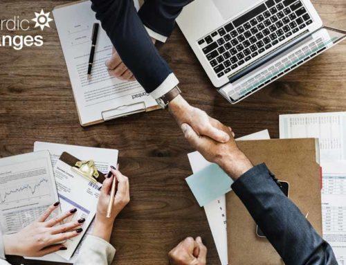 Vi söker tre kunniga säljare med B2B kompetens