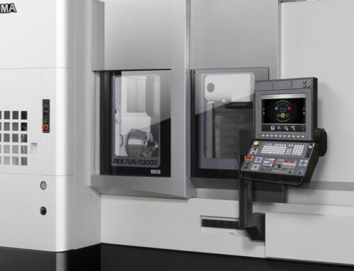 Nordic Flanges AB invests in two new OKUMA machines